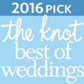 Rev. Kelly Jo Singleton The Knot 2016 Award for Best of Weddings